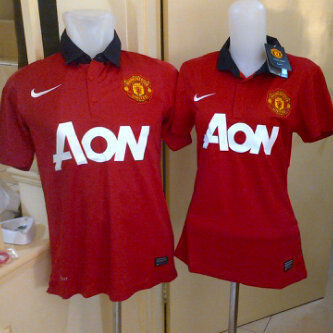 Jersey Manchester United Couple